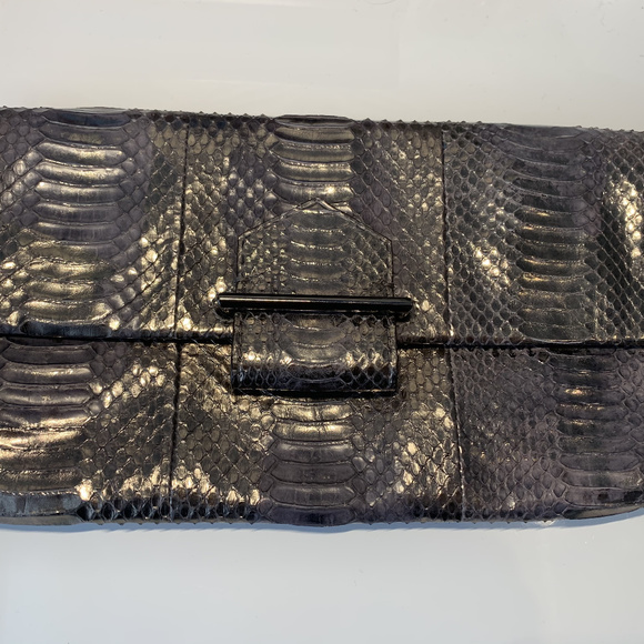 Reed Krakoff Handbags - Reed Krakoff python clutch